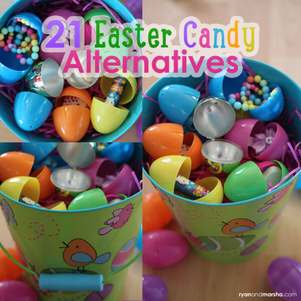 21 Easter Candy Alternatives
