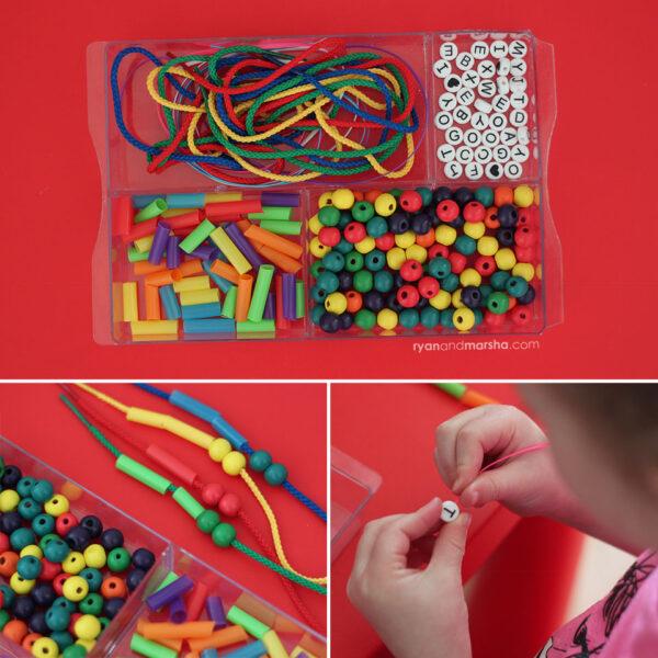Necklace Building