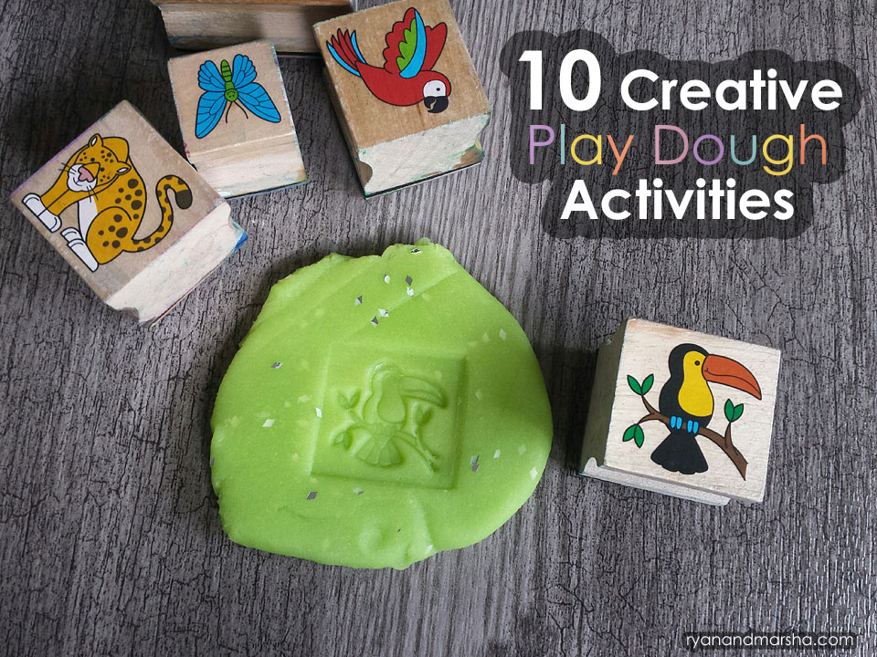 play-dough-activities