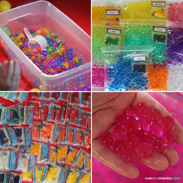 Water Beads!!