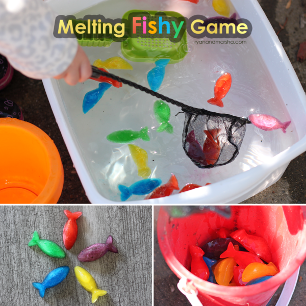 Melting Fishy Game