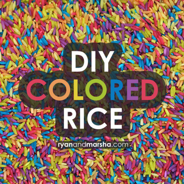 Colored Rice