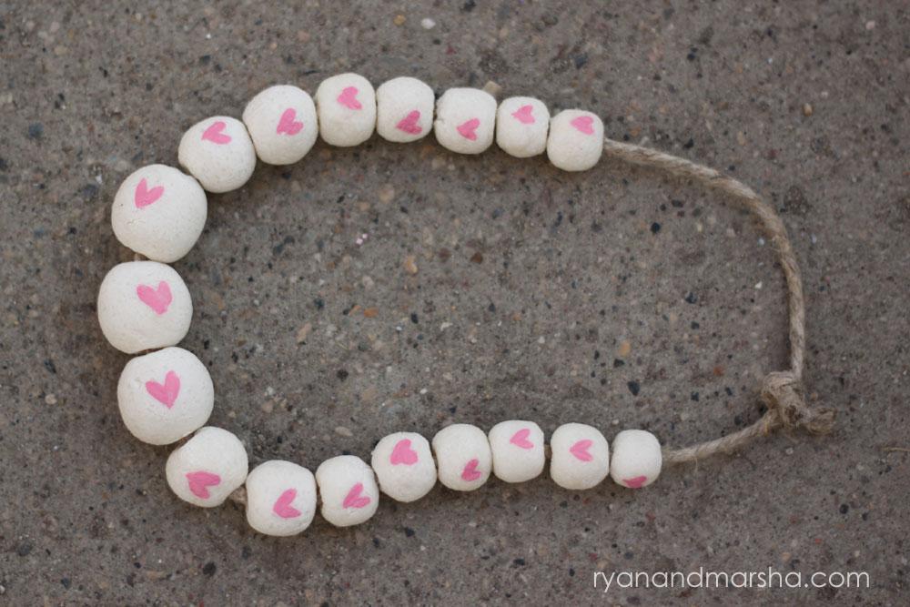 Salt Dough Beads